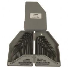 Allen Anahtar Takımı Düz No.2600 Alman ARNT