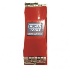 Zımparalama Bloğu A-125X65 mm. AF-208831-A AL-FA TOOLS